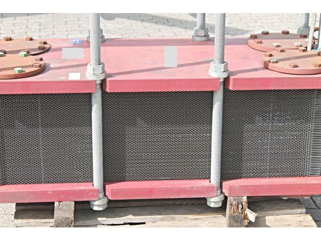 SWEP GX-051P Wärmetauscher / Heat Exchanger 105 Platten / plates - 6