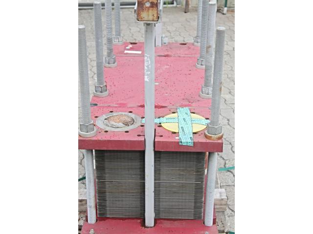 SWEP GXP-051P Wärmetauscher / Heat Exchanger 109 Platten / plates - 3