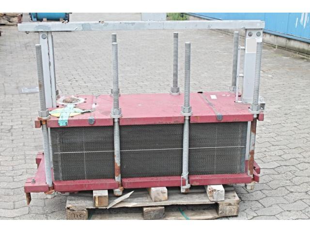 SWEP GXP-051P Wärmetauscher / Heat Exchanger 109 Platten / plates - 4