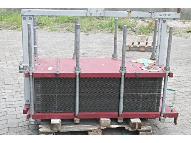SWEP GXP-051P Wärmetauscher / Heat Exchanger 109 Platten / plates - 5