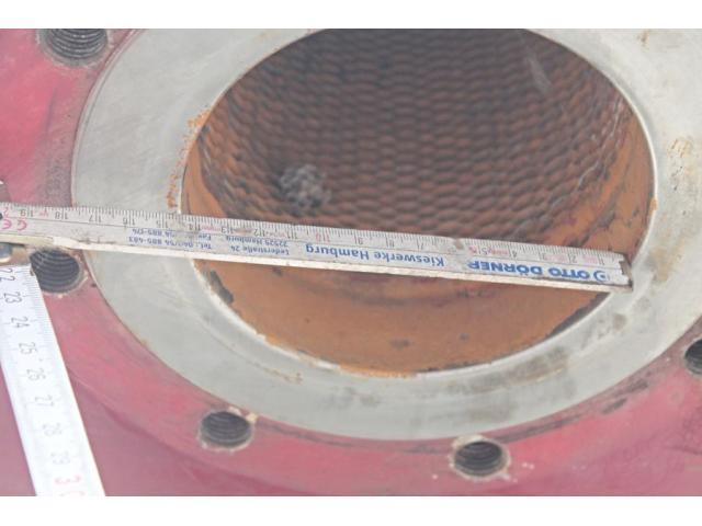 SWEP GXP-051P Wärmetauscher / Heat Exchanger 109 Platten / plates - 6
