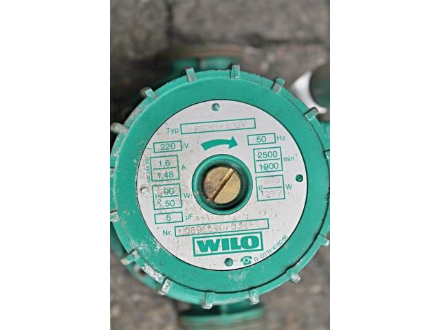 WILO - Heizungspumpe / heating pump RS30/100V - 2