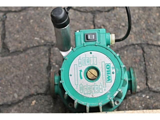 WILO - Heizungspumpe / heating pump RS30/100V - 4