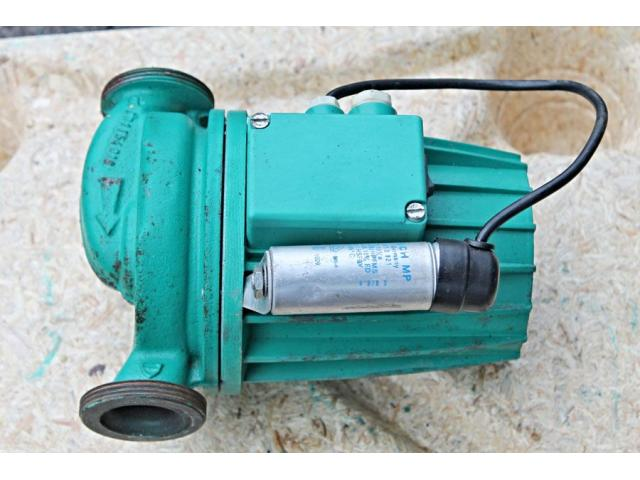 WILO - Heizungspumpe / heating pump RS30/100V - 8