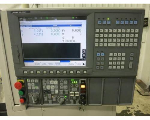 OKUMA GENOS L250E 2 axle - Bild 2