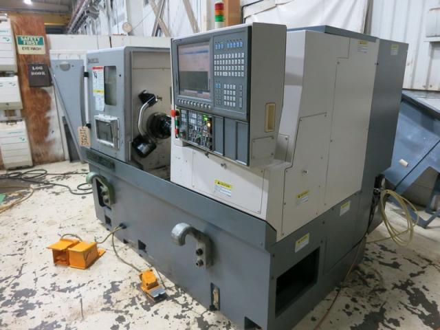 OKUMA GENOS L250E 2 axle - 5