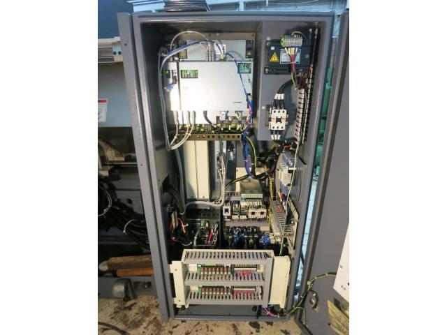 OKUMA GENOS L250E 2 axle - 9