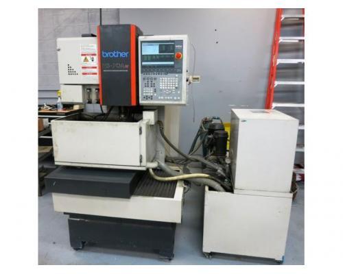 BROTHER HS-70Am CNC 5-Achse Drahterodiermaschine - Bild 1