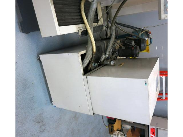 BROTHER HS-70Am CNC 5-Achse Drahterodiermaschine - 4