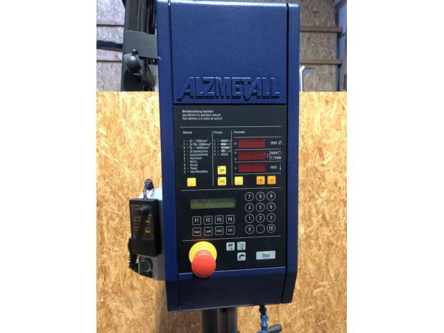 ALZMETALL Ständerbohrmaschine AC 25 - 4