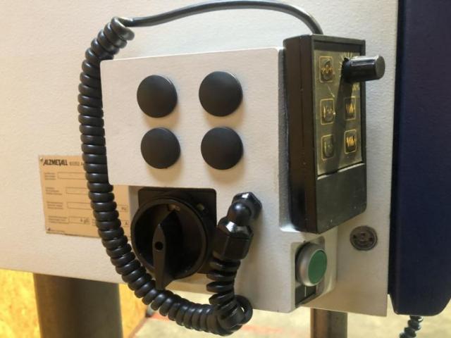 ALZMETALL Ständerbohrmaschine AC 25 - 5