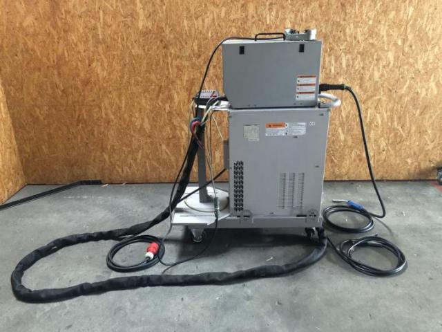 OTC Daihen Europe GmbH Schweißgerät/ -maschine AC MIG 200 - CPDACR-200 - 1