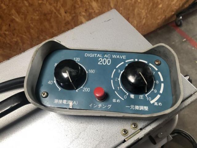 OTC Daihen Europe GmbH Schweißgerät/ -maschine AC MIG 200 - CPDACR-200 - 8