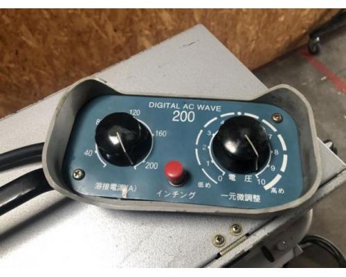 OTC Daihen Europe GmbH Schweißgerät/ -maschine AC MIG 200 - CPDACR-200 - Bild 8