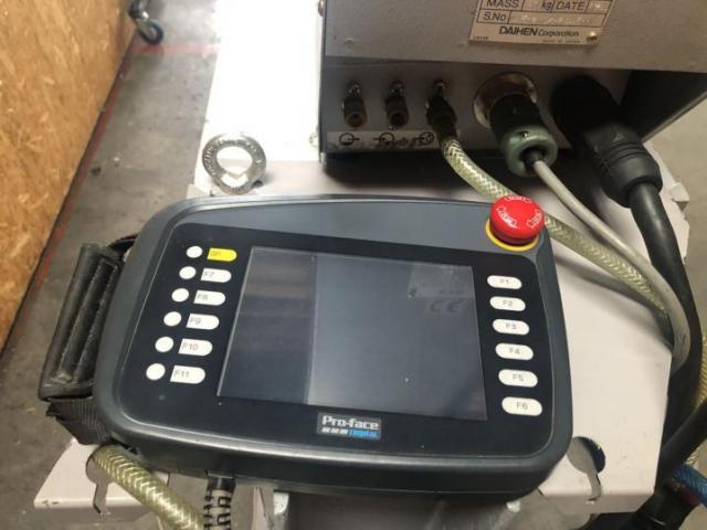 OTC Daihen Europe GmbH Schweißgerät/ -maschine AC MIG 200 - CPDACR-200 - 9