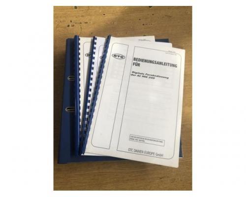 OTC Daihen Europe GmbH Schweißgerät/ -maschine AC MIG 200 - CPDACR-200 - Bild 10