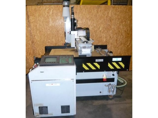 Bulleri CNC- Fräsmaschine Beta 6 - 1
