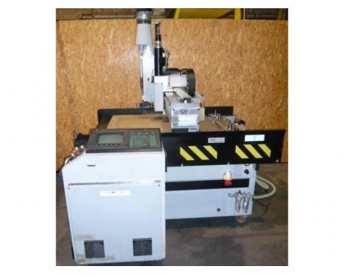 Bulleri CNC- Fräsmaschine Beta 6 - Bild 1