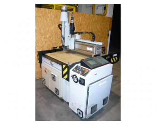 Bulleri CNC- Fräsmaschine Beta 6 - Bild 2