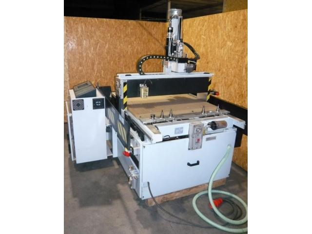 Bulleri CNC- Fräsmaschine Beta 6 - 3