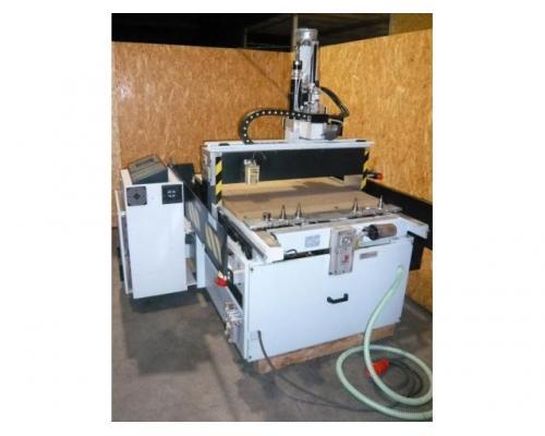 Bulleri CNC- Fräsmaschine Beta 6 - Bild 3