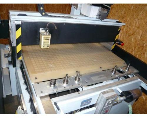 Bulleri CNC- Fräsmaschine Beta 6 - Bild 4