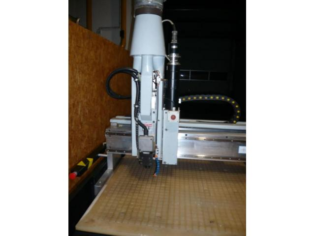 Bulleri CNC- Fräsmaschine Beta 6 - 5
