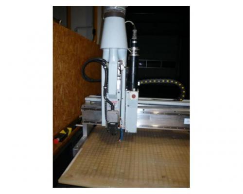 Bulleri CNC- Fräsmaschine Beta 6 - Bild 5