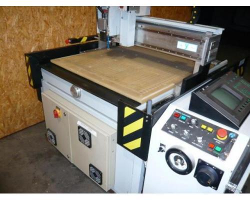 Bulleri CNC- Fräsmaschine Beta 6 - Bild 6