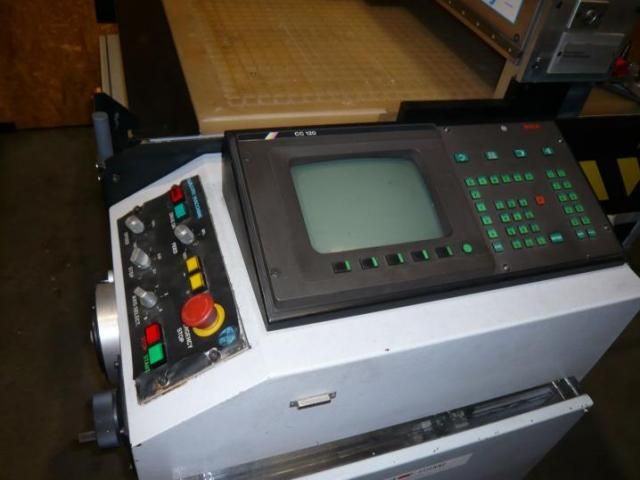 Bulleri CNC- Fräsmaschine Beta 6 - 7
