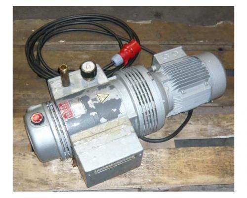 Bulleri CNC- Fräsmaschine Beta 6 - Bild 8