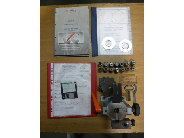 Bulleri CNC- Fräsmaschine Beta 6 - 9