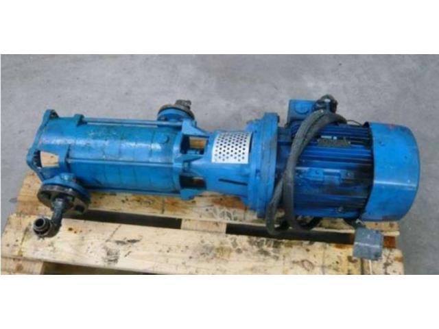 Allweiler Kühlmittelpumpe LV25/6/130-U2 3D-W1 - 2