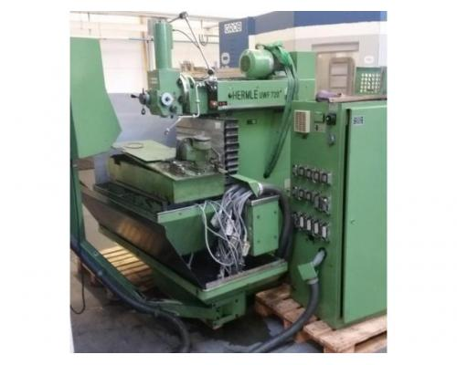 HERMLE CNC- Fräsmaschine UWF 720 - Bild 1