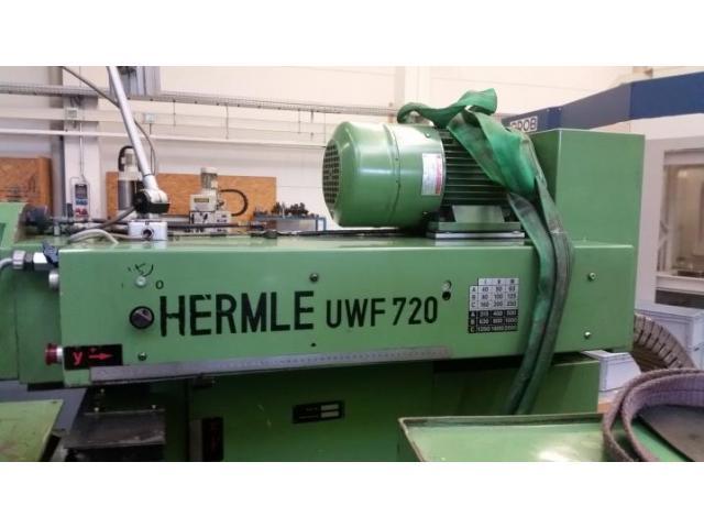 HERMLE CNC- Fräsmaschine UWF 720 - 2
