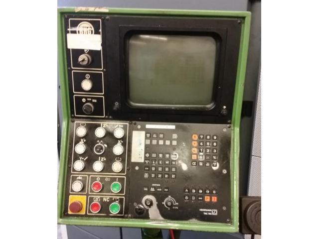 HERMLE CNC- Fräsmaschine UWF 720 - 5