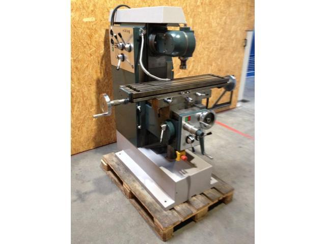 MONDIALE Univ.- Werkzeugfräsmaschine VIKING 1MA - 1