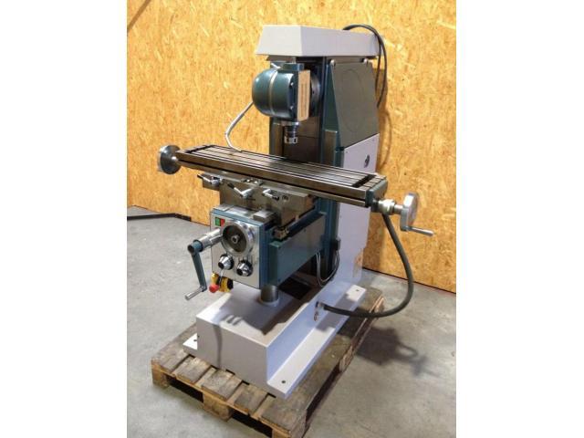 MONDIALE Univ.- Werkzeugfräsmaschine VIKING 1MA - 2
