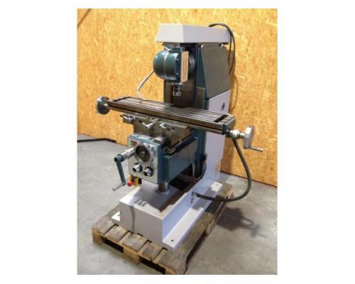 MONDIALE Univ.- Werkzeugfräsmaschine VIKING 1MA - Bild 2