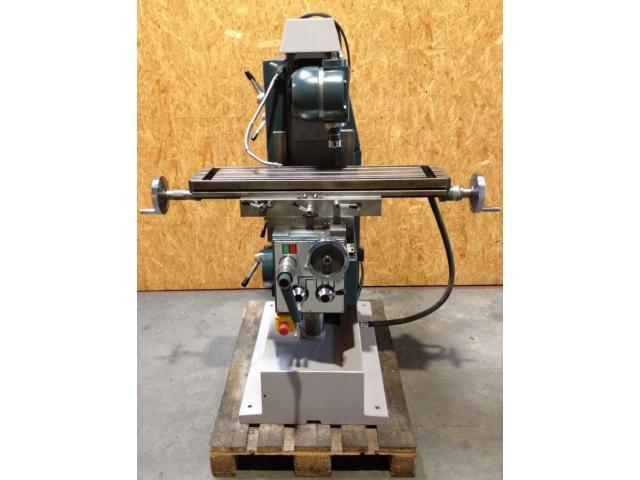 MONDIALE Univ.- Werkzeugfräsmaschine VIKING 1MA - 3
