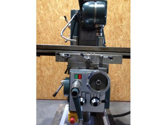 MONDIALE Univ.- Werkzeugfräsmaschine VIKING 1MA - 5