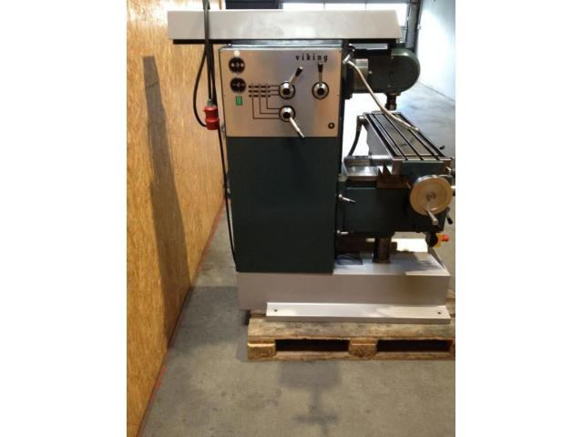 MONDIALE Univ.- Werkzeugfräsmaschine VIKING 1MA - 6