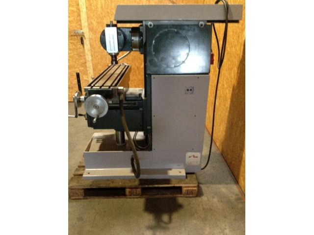 MONDIALE Univ.- Werkzeugfräsmaschine VIKING 1MA - 7