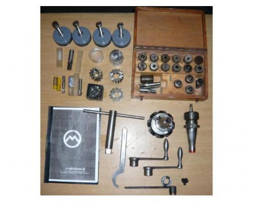 MONDIALE Univ.- Werkzeugfräsmaschine VIKING 1MA - Bild 8