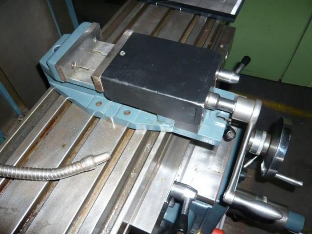 MONDIALE Univ.- Werkzeugfräsmaschine VIKING 1MA - 9