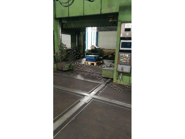 Hydraulik Doppelständerpresse 800to - 6