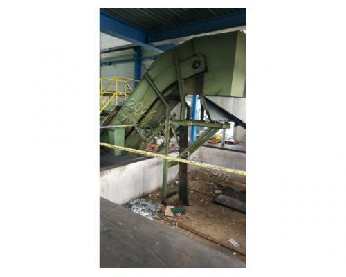 Hydraulik Doppelständerpresse 800to - Bild 8