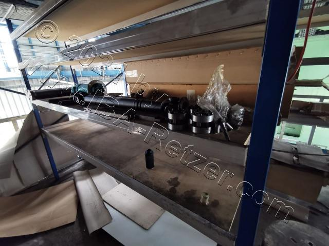 Hydraulik Doppelständerpresse 800to - 10