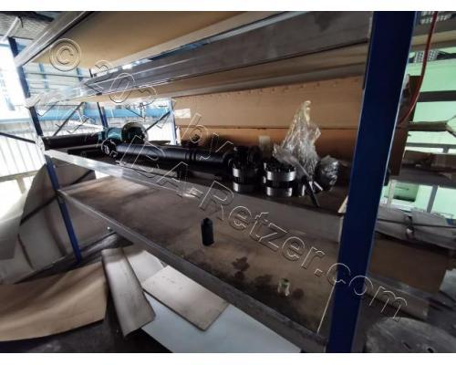 Hydraulik Doppelständerpresse 800to - Bild 10