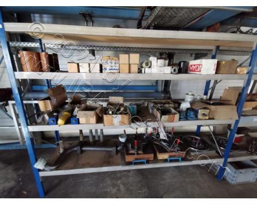 Hydraulik Doppelständerpresse 800to - Bild 11